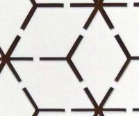 3D Core Rhombus Struktur