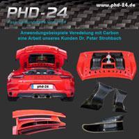 Carbondesing Porsche